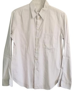 Helmut Lang Top Pale gray
