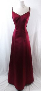 Venus Bridal Burgundy Style D041 Dress