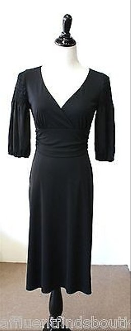 David Meister Sleeve Dress