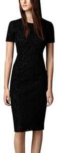 Burberry short dress Black Victoria Beckham Prada on Tradesy