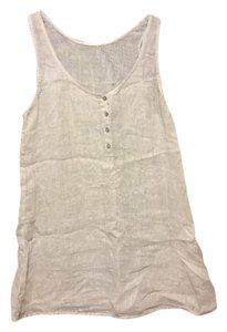 Eileen Fisher Linen Comfy Tunic