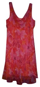 Coral Orange Pink Maxi Dress by Scarlett New Work Office School