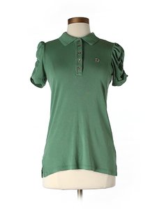 Juicy Couture Signature Top Green