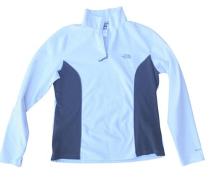 The North Face Polyester Quarter Zip Microfibers Pill-resistant Jacket