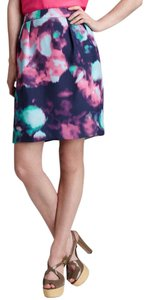 Kate Spade Floral A-line Mini Skirt Purple, Pink