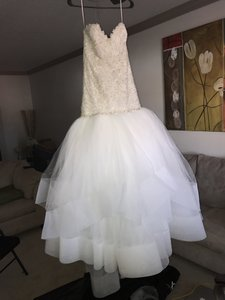 Lazaro 0124718 Wedding Dress