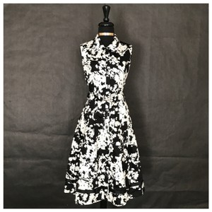 Other Floral Cocktail Vintage Dress