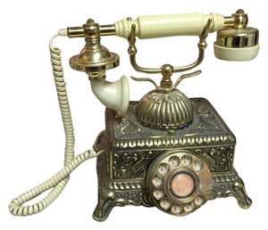 1970's Vintage French Provincial Phone