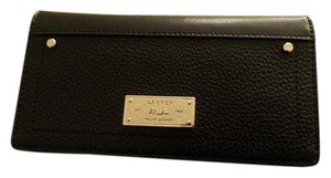 Lauren Ralph Lauren Ralph Lauren Wallet New w Defect Black Leather