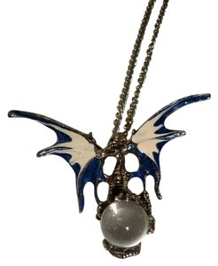Amy's Treasure Box Stunning Dragon Necklace - Unique