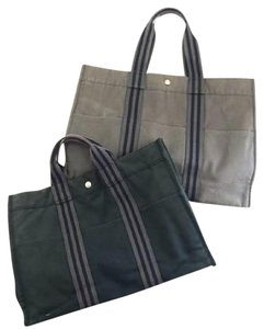 Hermès Lot Wholesale Set Garden Cabas Tote