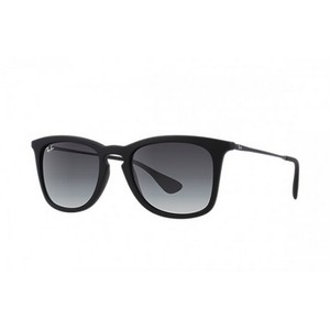 Ray-Ban Ray-Ban RB4221-622-8G Youngster Unisex Black Sunglasses NIB
