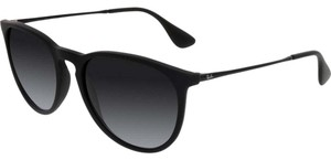Ray-Ban RB4171-622-8G ERIKA CLASSIC Black Size 54mm Sunglasses