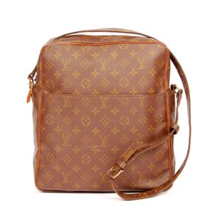Louis Vuitton Monogram Canvas Marceau Vintage Cross Body Bag