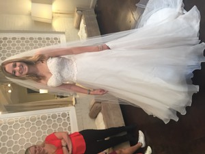 Martina Liana 496 Wedding Dress