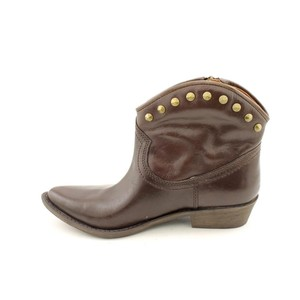 Lucky Brand Tobacco Brown Boots