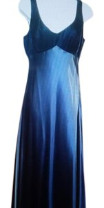 Zum Zum by Niki Livas Blue Dress