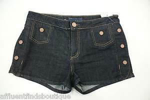 Marc by Marc Jacobs Dark Shorts Blue