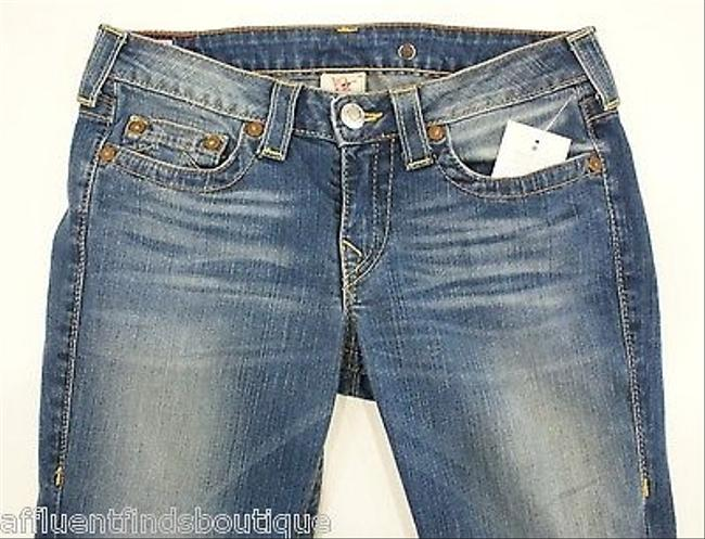 True Religion Carrie X Flare Leg Jeans