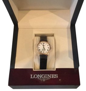 Longines Longines Flagship heritage 18k Rose Gold Womens Watch. **NEVER WORN**