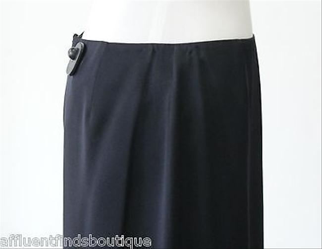 Escada Silk Career Or Skirt Black