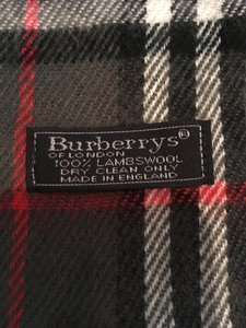 Burberry Burberry scarf- classic scarf