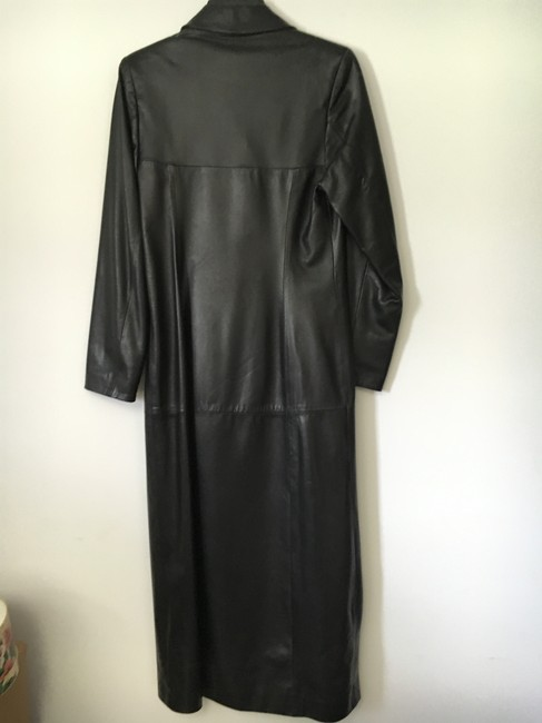 Other Lined Full Length Pockets Soft Trench Coat Image 1
