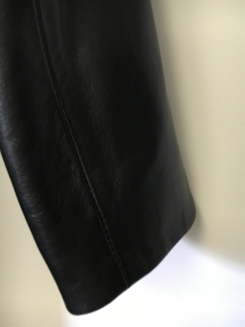 Other Lined Full Length Pockets Soft Trench Coat Image 5