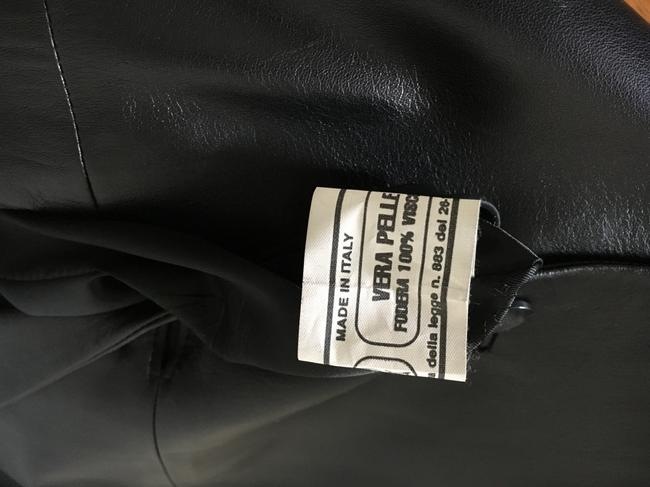 Other Lined Full Length Pockets Soft Trench Coat Image 6
