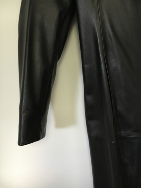 Other Lined Full Length Pockets Soft Trench Coat Image 9