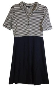 Lands' End short dress Navy on Tradesy