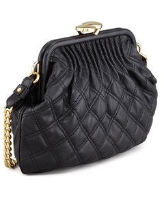 Marc Jacobs Stam Jacobs Quilted Lil Stam Quilted Jacobs Shoulder Bag