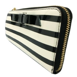 Kate Spade Chelsea Park Black / Cream Clutch