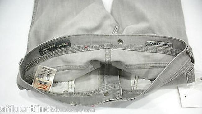 Citizens of Humanity Concord 198 Ingrid Gray Stretch Flare Leg Jeans