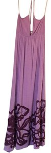Purple Maxi Dress by Sweetees