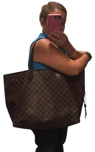Louis Vuitton Tote in Brown/light brown