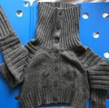 Juicy Couture Cropped Knitwear Sweater Image 1