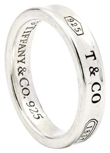 Tiffany & Co. Tiffany & Co. 1837 Narrow Band Ring in 925 Sterling Silver