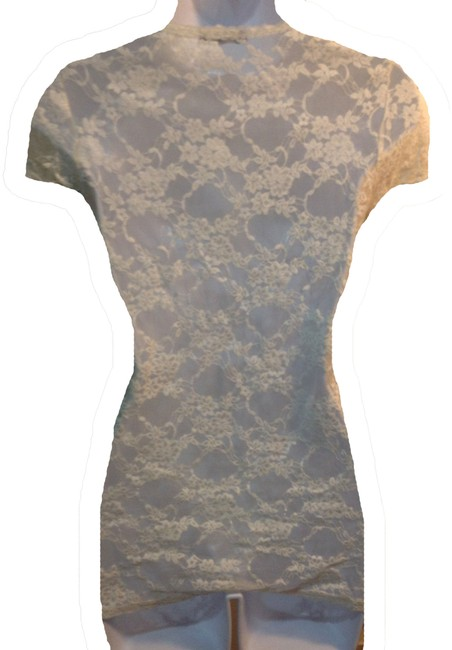 Other Top eggshell lace Image 1
