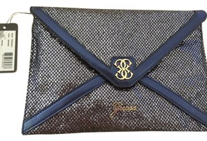 Guess Denim Friendly saphhire/denim blue Clutch
