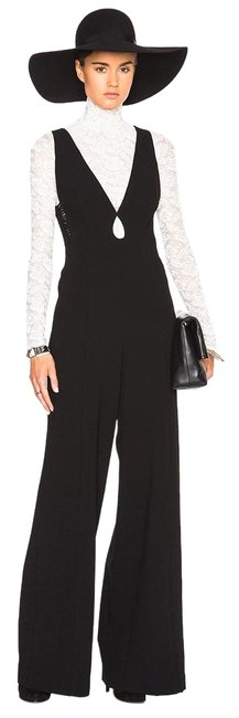Preload https://img-static.tradesy.com/item/20113842/zimmermann-black-arcadia-plunge-wool-blend-playsuit-long-romperjumpsuit-size-0-xs-0-1-650-650.jpg