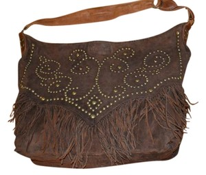 Double D Ranchwear Tote in brown
