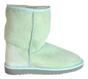 876c6d40016b5 UGG Australia Light Blue Uggs Women s Classic Boots Booties Size US ...