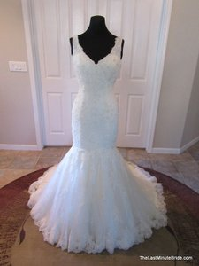 Justin Alexander 8702 Wedding Dress