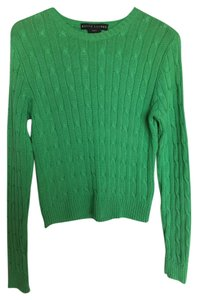 Ralph Lauren Black Label Cable Sweater