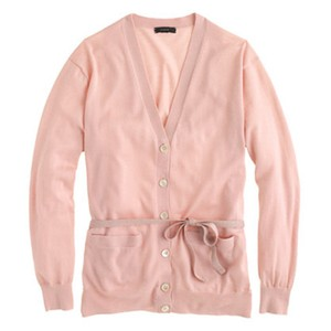 J.Crew Merino Wool Belted Sweater