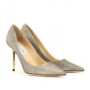 Jimmy Choo Gold bronze Pumps