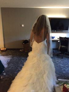 Demetrios C204 Wedding Dress