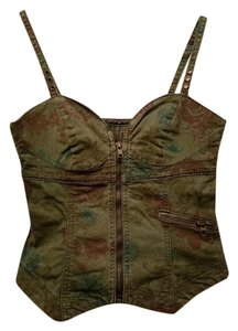 Guess Top Olive green