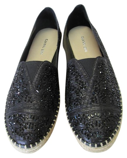 Preload https://img-static.tradesy.com/item/20115577/gianni-bini-black-neutral-with-tag-fully-beaded-m-excellent-condition-flats-size-us-85-regular-m-b-0-1-540-540.jpg